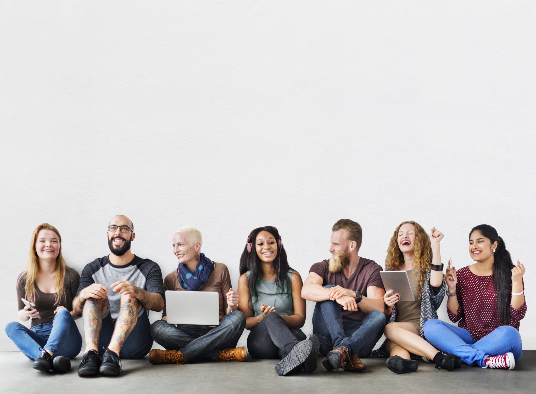 bigstock-Diverse-Group-of-People-Commun-173745077